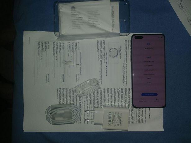 Smartphone Huawei P40 Pro 256gb 8gb dual sim 5G cu garantie orange