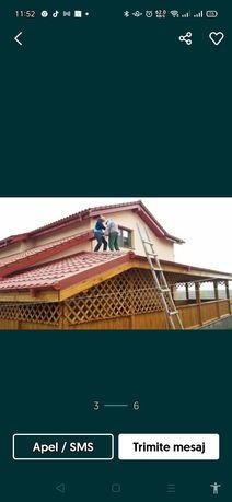 Dulgherie,mansarde, reparații și montaj acoperisuri