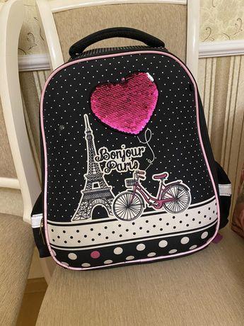 Срочно продам Школьный рюкзак HATBER для девочки