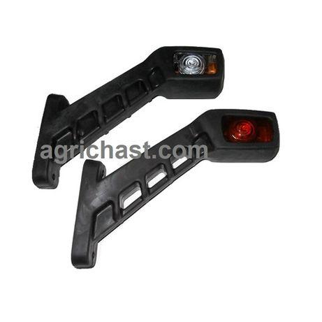 LED 12 / 24 V рогчета за камиони и ремаркета