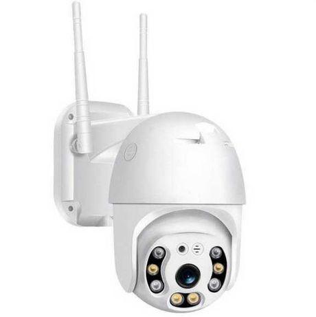 Camera Supraveghere IP Dome Wireless 1080p LED+IR Exterior 2MP