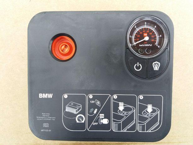Compresor auto umflat roti 12V original BMW produs Folosit SH