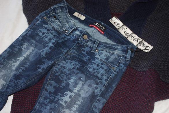 дънки на марката Pepe Jeans by Andy Warhol размер талия 26/ дължина 32