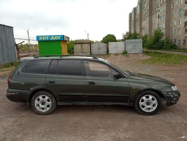 Продам машину на рус учете