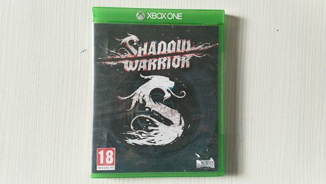 Vand - Schimb Shadow Warrior Xbox One X-box X box 1