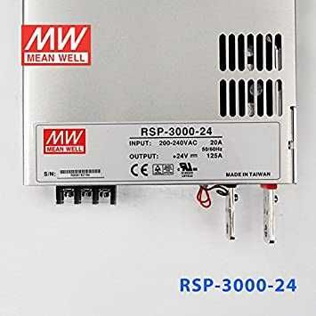 RSP-3000-24 блок питания