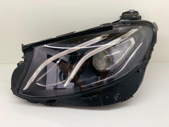 Продавам ляв фар за Mercedes E-Class W213 LED