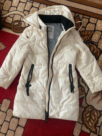 Детская одежда куртка для девочки 7ми лет