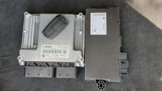 Chit kit pornire bmw 320D 318D 118D 177 E90 E87 ecu calculator motor