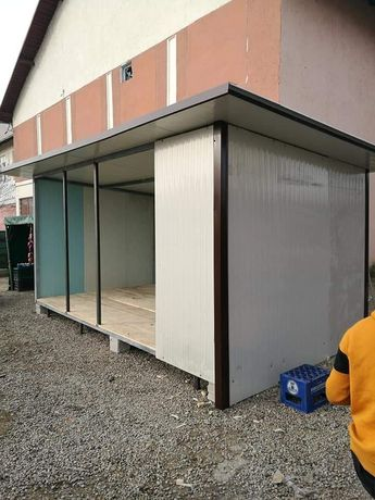 Vând containere modulare 5x3 2400