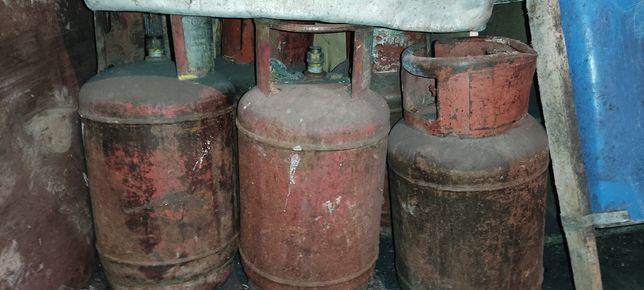 Продам газовые баллоны