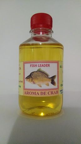 Aroma de Crab superconcentrata Fish Leader