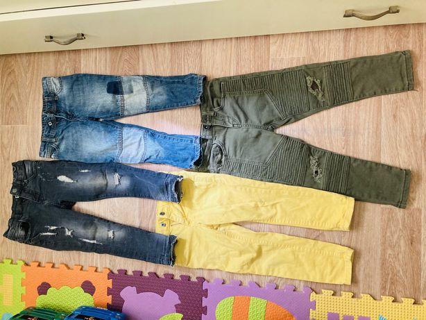 джинсы штаны 2-5 лет