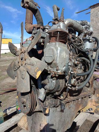 Двигатель зил, газ