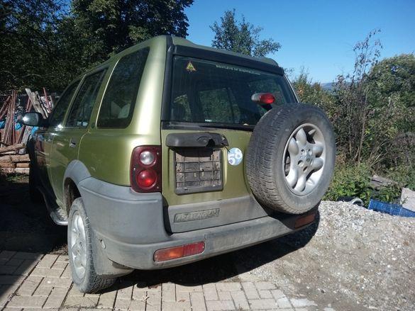 Продавам лети джанти за Land Rover Freelander