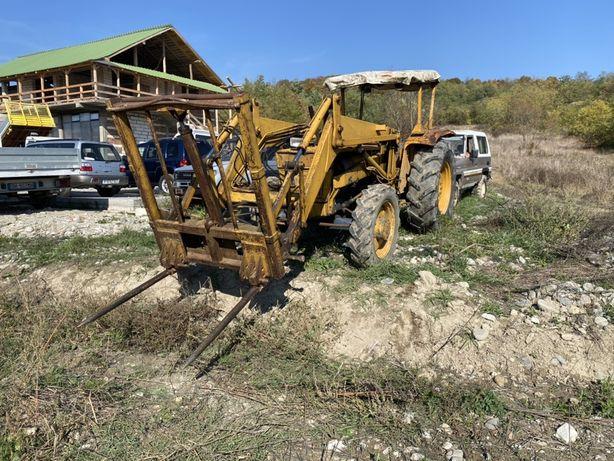 Tractor Lamborghini 4x4 75 cai incarcator frontal