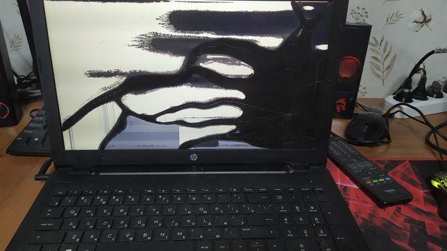 Продаётся ноутбук нp на запчасти
