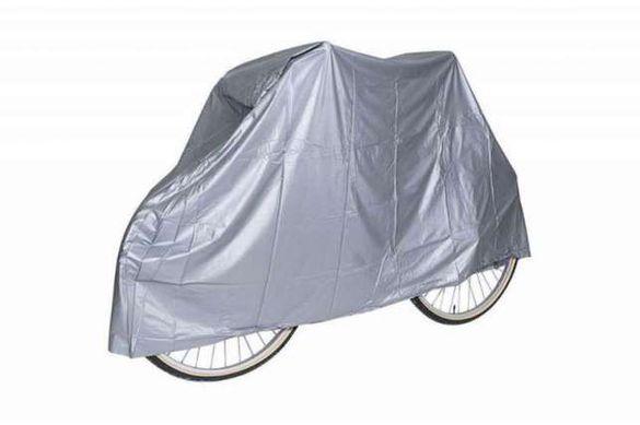 Непромокаемо покривало за колело, брезент, наметало за велосипед, байк