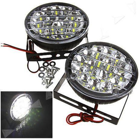 Халоген диоден LED Светлина на 12V 12в 2бр. в комплект