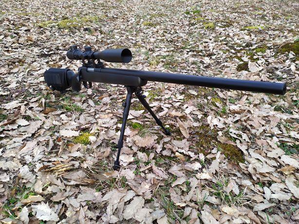 MB03B Well(Remington 700, VSR)bipod și lunetă 3-9x40(Pusca/Airsoft)