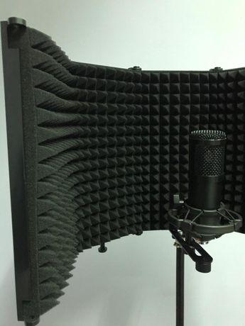 Экран акустический , для микрофона, резонансный фильтр