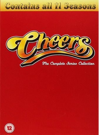 Film Serial Cheers DVD Complete Collection [43 DVD] Original