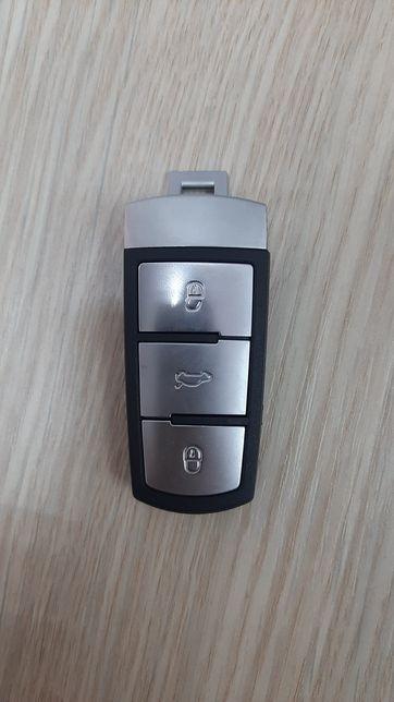 Cheie VW Passat B6 B7 CC cu cip/ telecomanda Programare / copiere