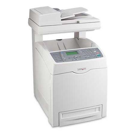 Lexmark X560n А4 цветен мрежов лазерен принтер, скенер, копир и факс