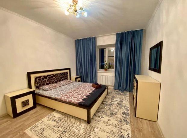 Шикарная 2 комнатная квартира посуточно левый берег