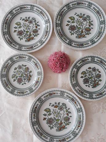 Английски порцелан, чинии