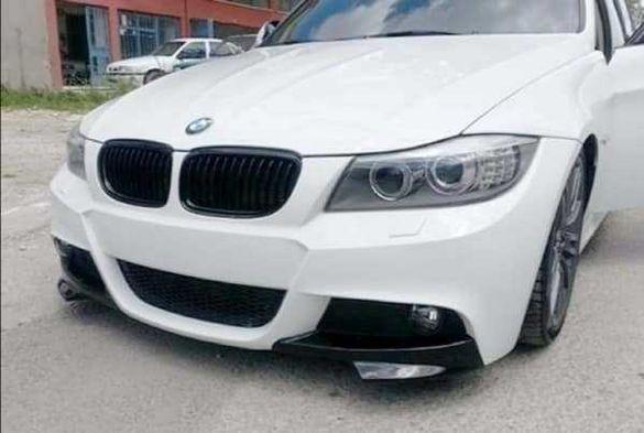 Добавки за BMW БМВ Е90 Е91 E92 E93 - Лип Спойлери (НОВИ БОЯДИСАНИ)