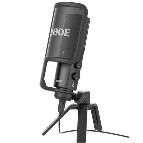 Продам usb микрофон Rode nt-usb