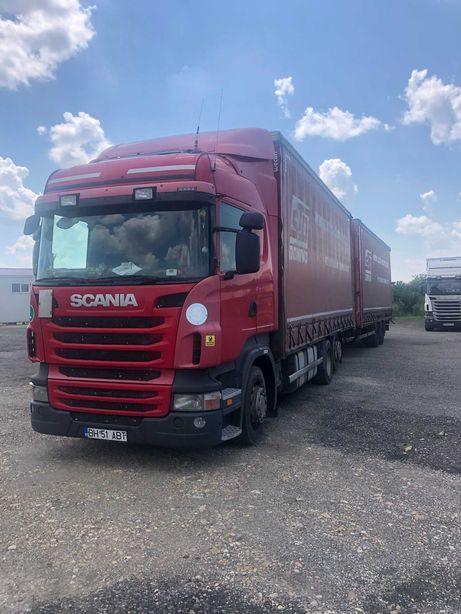 Scania R440 TANDEM Jumbo 2011