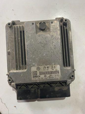 Компютър (ЕКУ) сеат леон 2.0тфси 200кс 1Р0 907 115 D