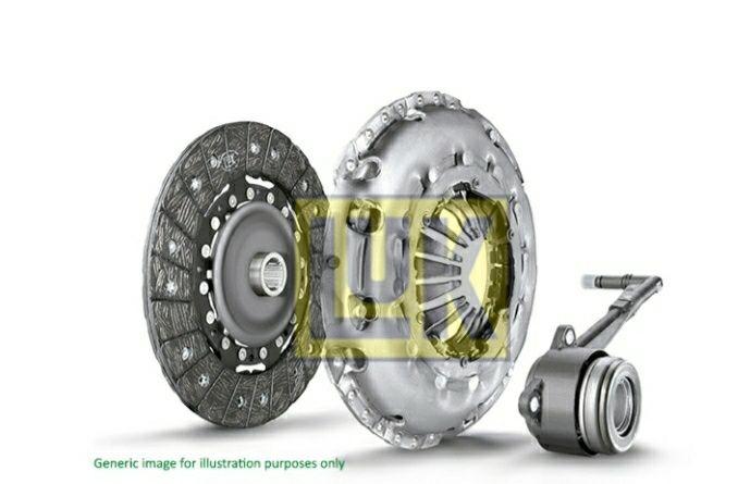 Kit Ambreiaj Opel motor 1.4 benzina turbo Original Bolintin-Vale - imagine 1