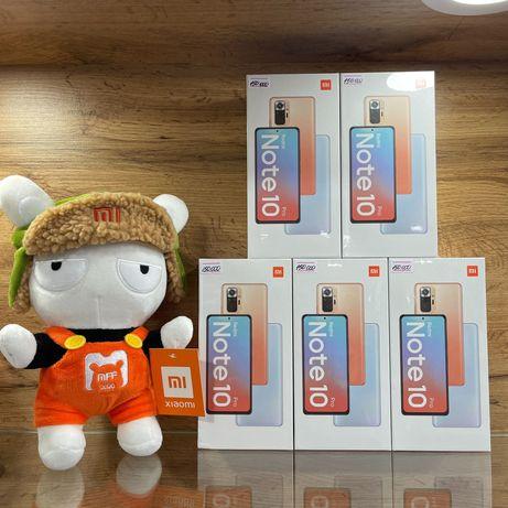 Смартфоны Xiaomi Redmi Note 10 Pro. Новые. Гарантия. Караганда