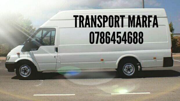 TRANSPORT MARFA , mobila , materiale de constructii etc. Ieftin