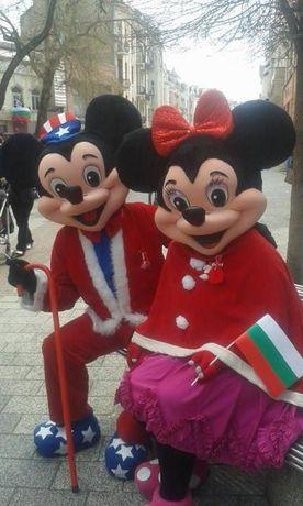 Детско парти c Мини и Мики Маус