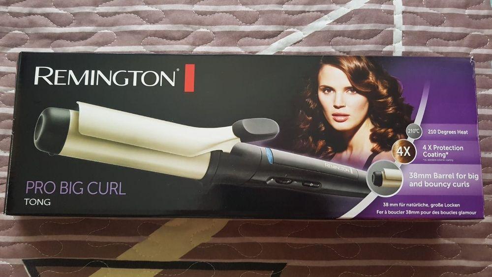 Ondulator Remington Pro Big Curl Ci5338 NOU folosit o data