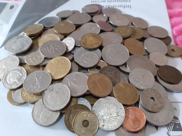lot de peste 250 monede vechi