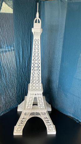 Айфеловата кула макет.от MDF 213см. Височина 75 см.  На 75см ширина