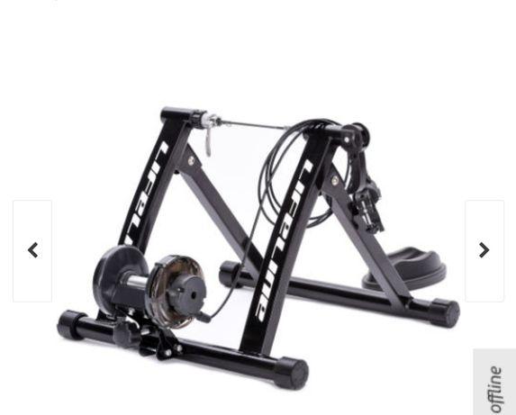 LifeLine - Магнитный велостанок TT-01 и подставка под Колесо