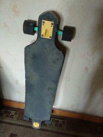 Лонгборд Скейт..
