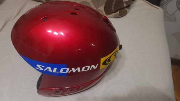 Ски сноуборд каска Salomon