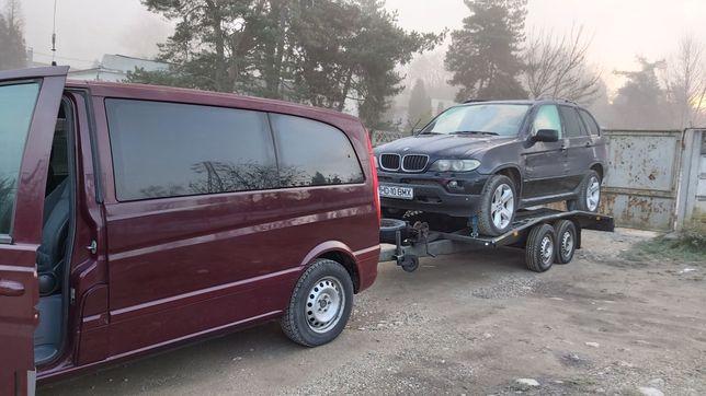 Tractari auto si tranport 3,5 to Deva,Hunedoara, 1.5 lei/km