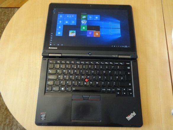 "Таблет и Лаптоп 2в1 Lenovo ThinkPad Yoga 12 - 12.5"" - i5 5300U/RAM 8GB гр. София - image 12"