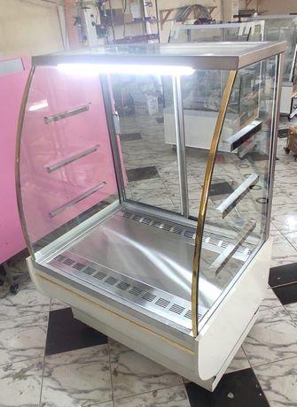 Кондитерская витрина и витринные холодильники