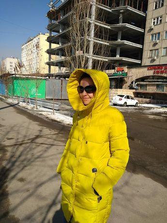 Куртка зимняя женская продам г. Алматы
