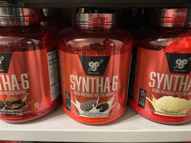 Протеин Syntha-6, BSN