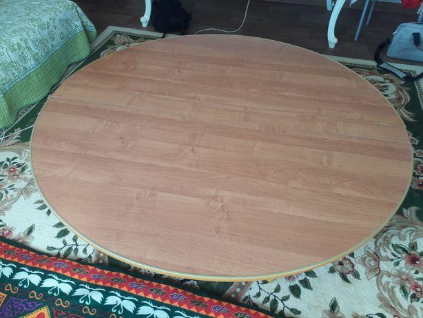 Круглый стол раскладной